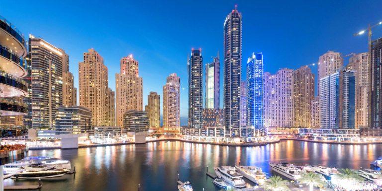 اجعل استثمارك العقاري في واحد من أنشط المواقع في دبي